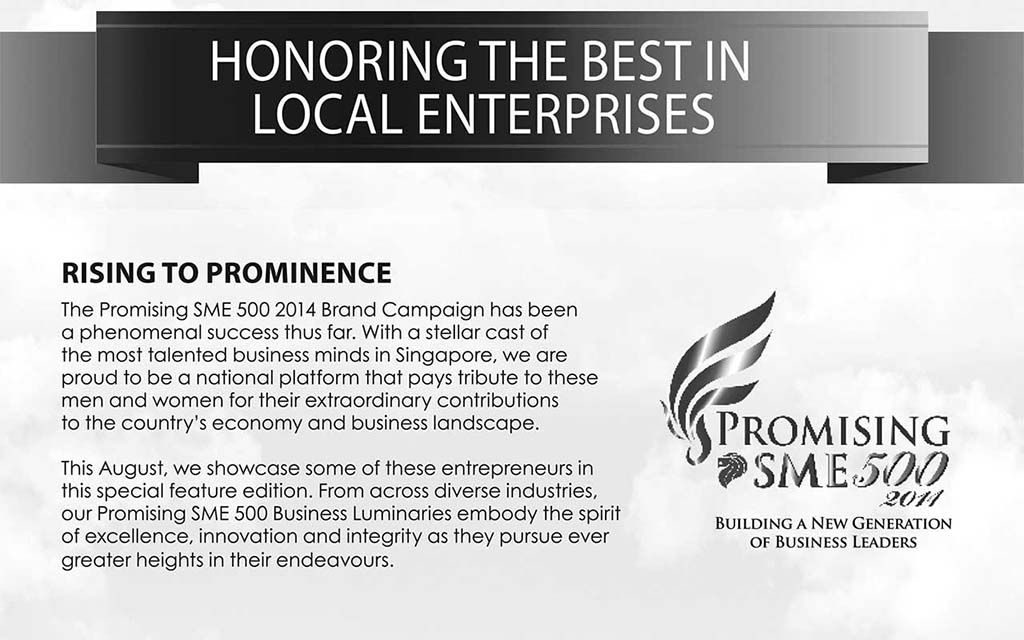 The Sunday Times: SMBA – Honoring the Best in Local Enterprises